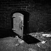 Trash Door