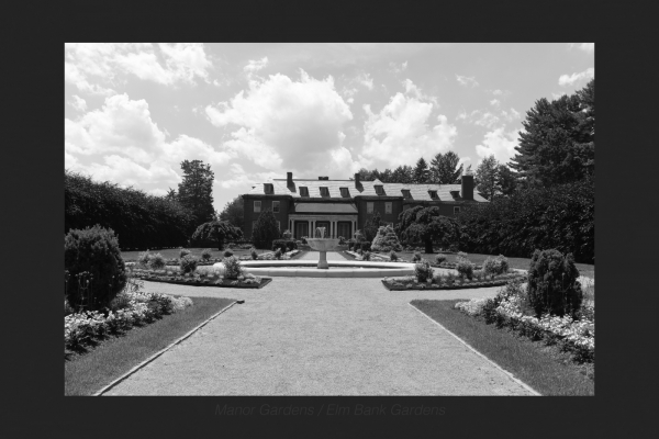 Manor House and Olmstead Garden